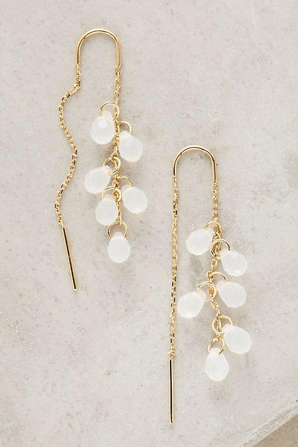Liliaca Threaded Earrings