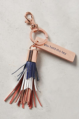Slide View: 1: Idiom Keychain