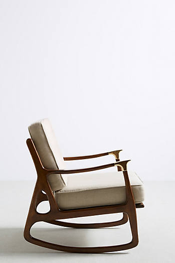Slide View: 3: Haverhill Rocking Chair