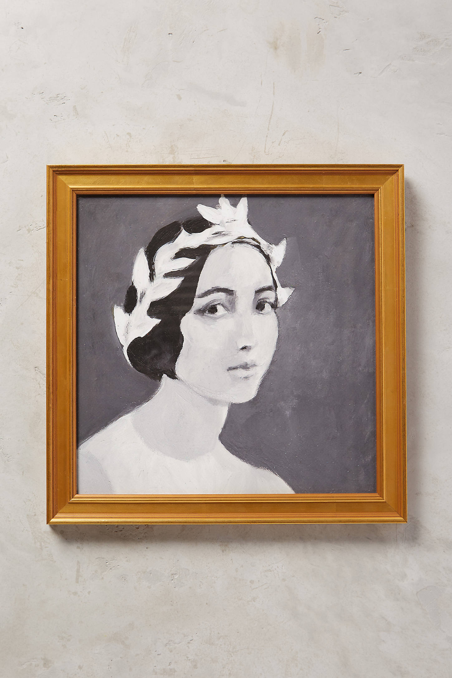 Young Lady Wall Art