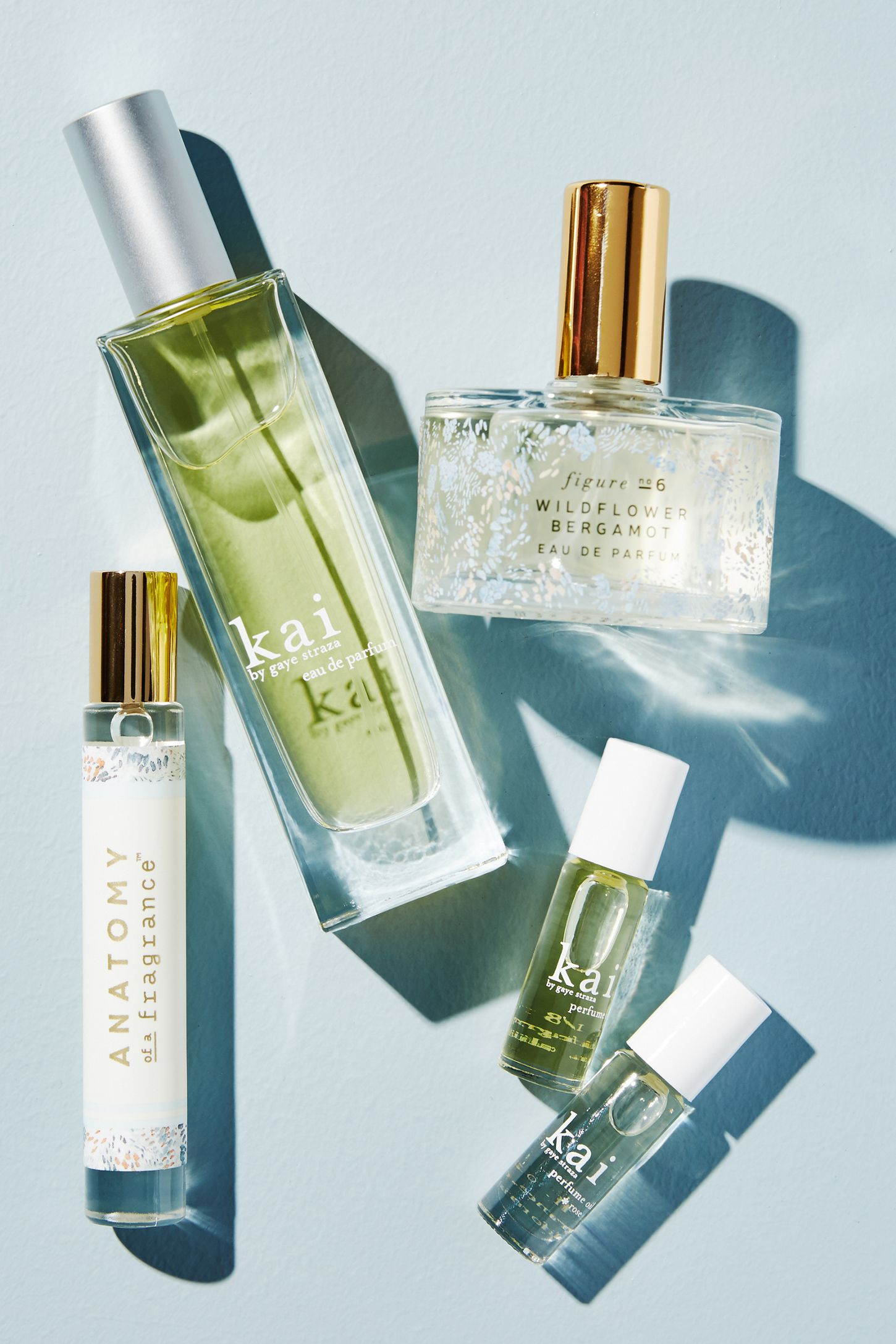 Anatomy of a Fragrance Eau De Parfum | Anthropologie