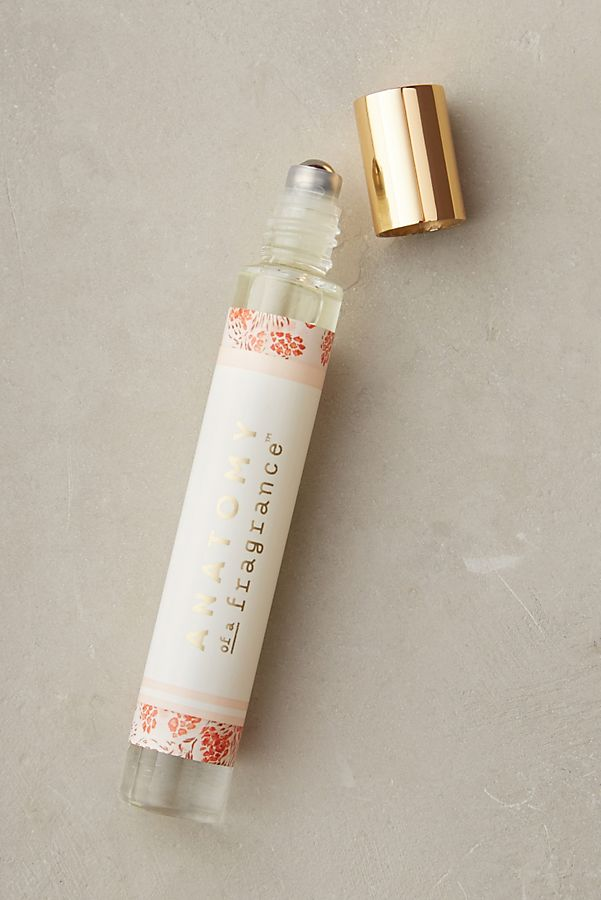 Anatomy Of A Fragrance Rollerball Perfume Anthropologie