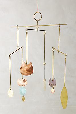 Slide View: 1: Copper Hanging Art