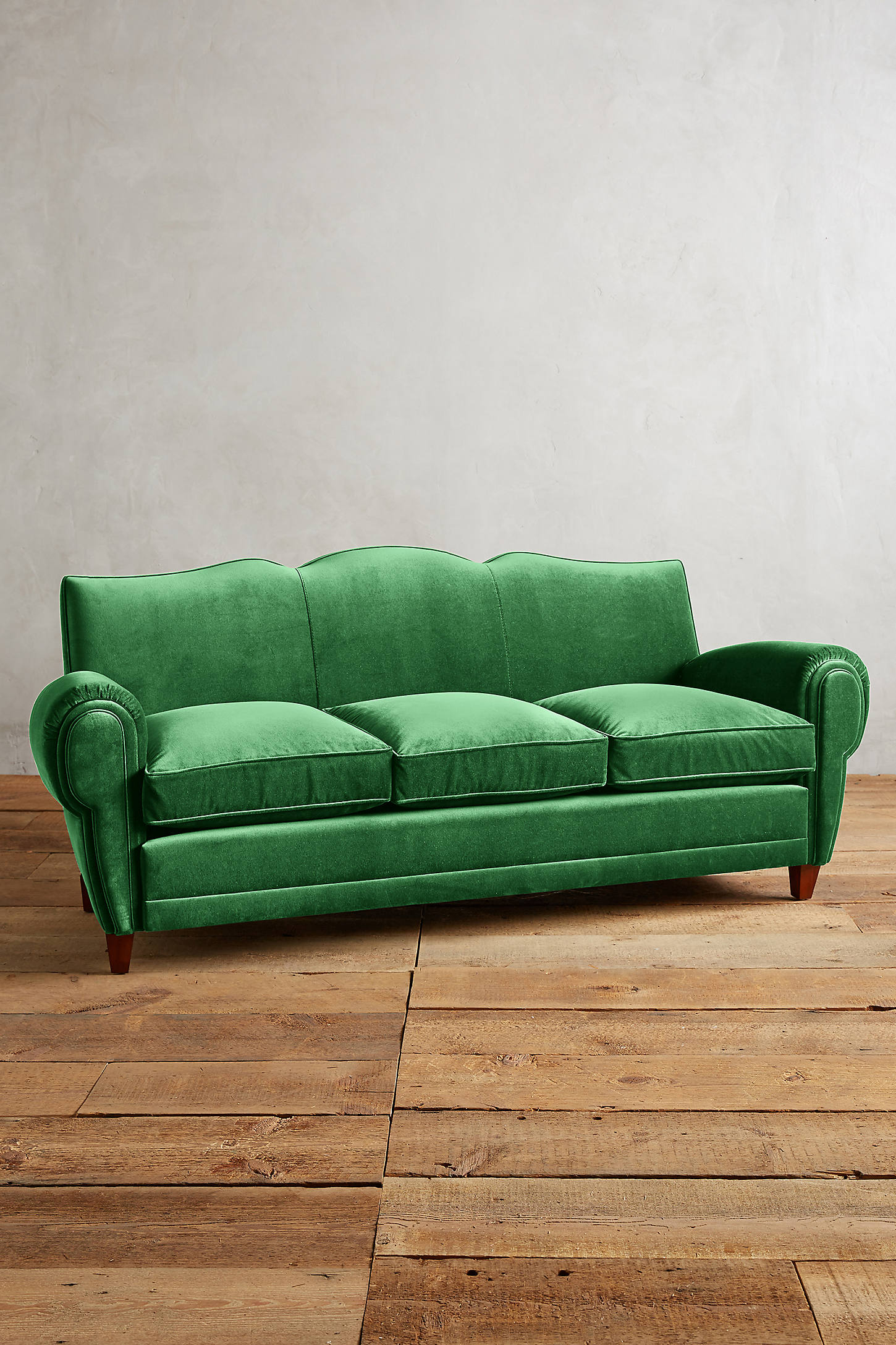 Velvet Corbetta Sofa