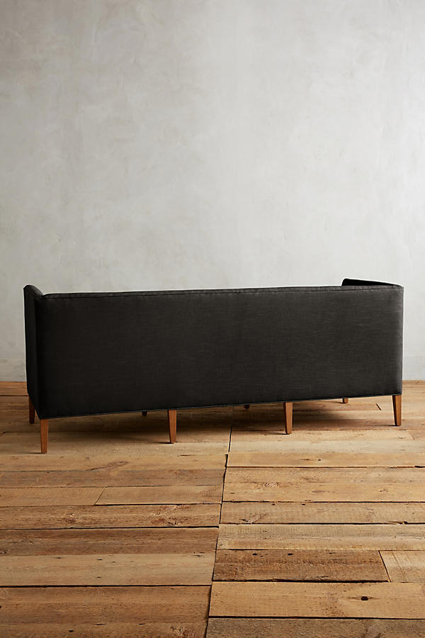 Slide View: 2: Linen Harper Sofa