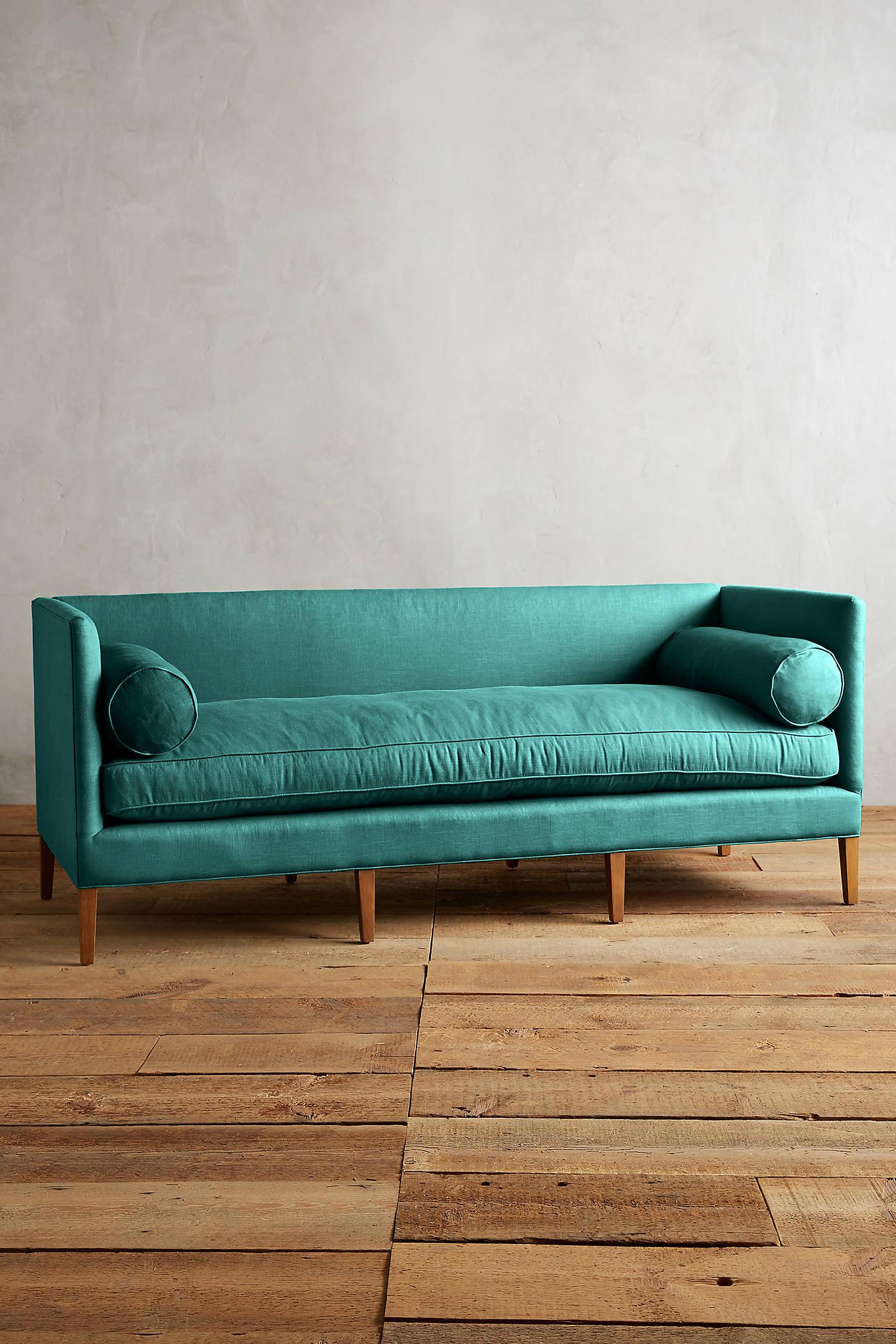Linen Harper Sofa