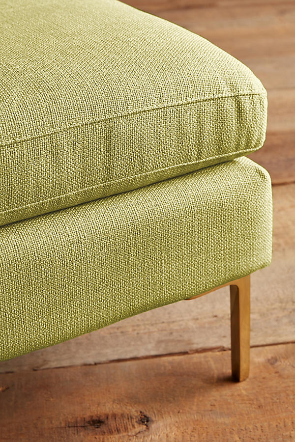 Slide View: 3: Basketweave Linen Edlyn Chair