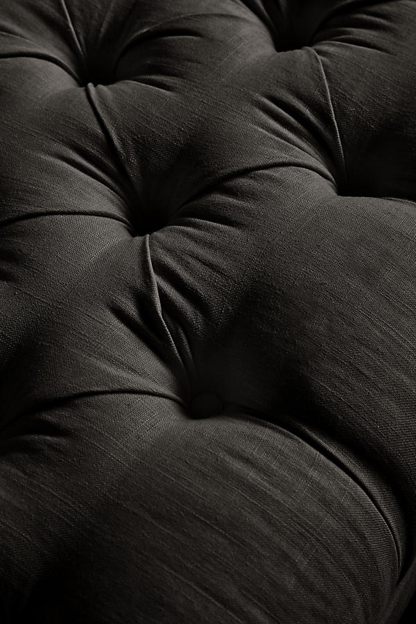 Slide View: 2: Linen Mina Grand Ottoman