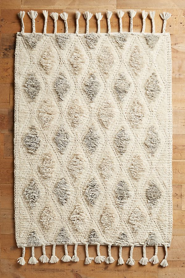 Diamond Path Rug Anthropologie