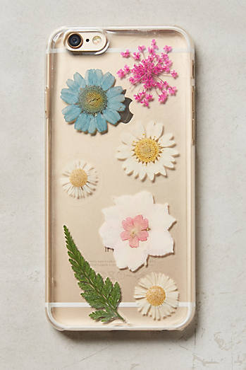 Pressed Flowers iPhone 6 Case