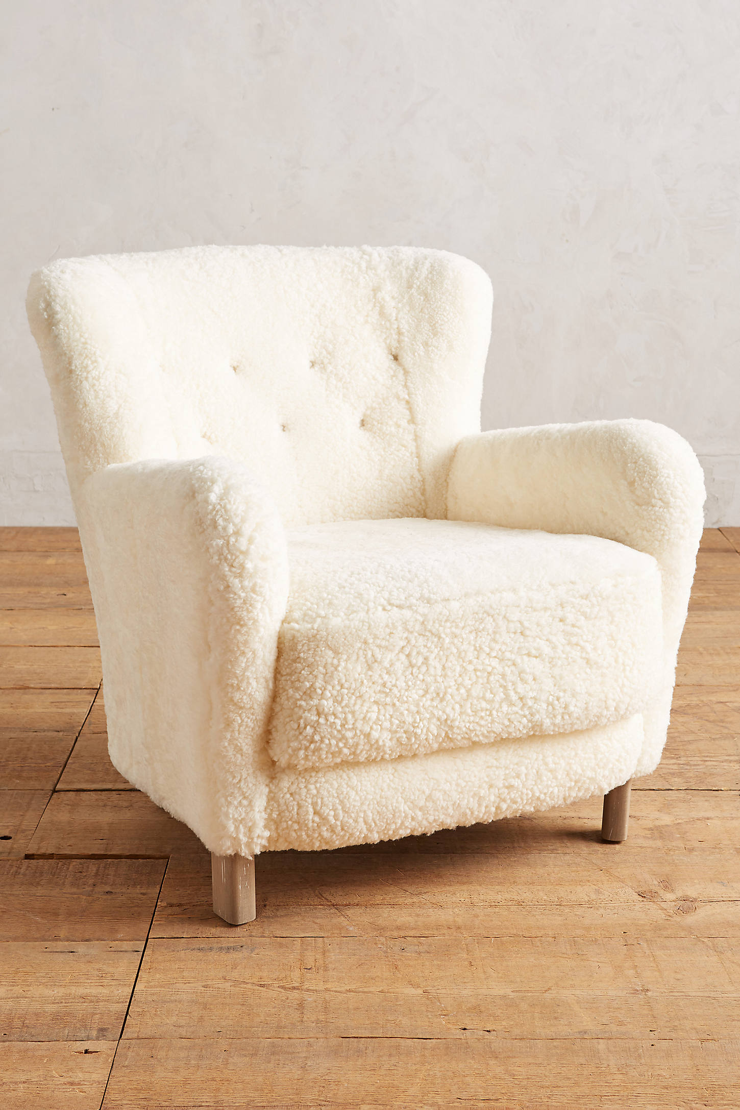 Wool Hartwell Chair