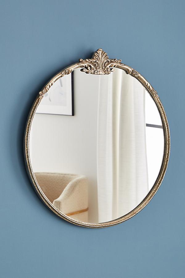 Madeleine Mirror - Silver, Size Xs