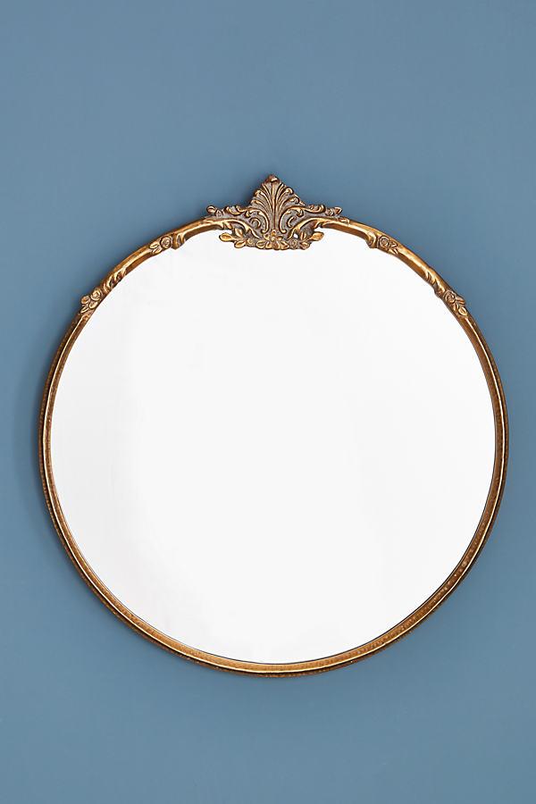 Madeleine Mirror - Bronze, Size S