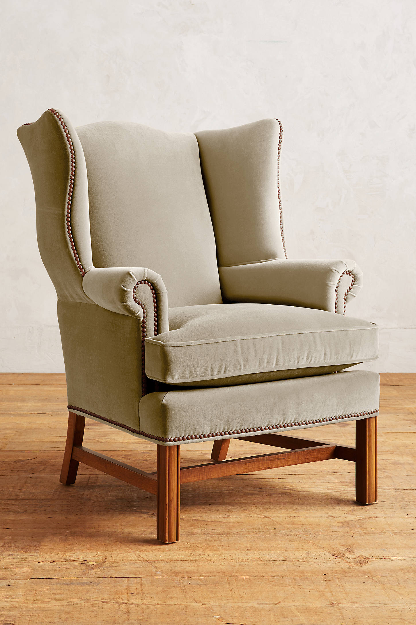 Velvet Ludlowe Chair