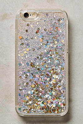 cases for iphone 6 plus floating glitter iphone 6 amp 6 plus anthropologie 1345