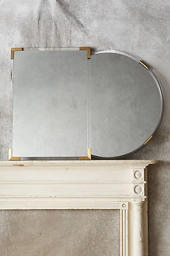 Slide View: 4: Brass-Capped Mirror