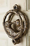 Thumbnail View 2: Of A Feather Door Knocker