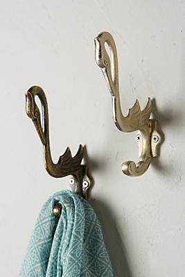 Slide View: 1: Bowed Crane Hook