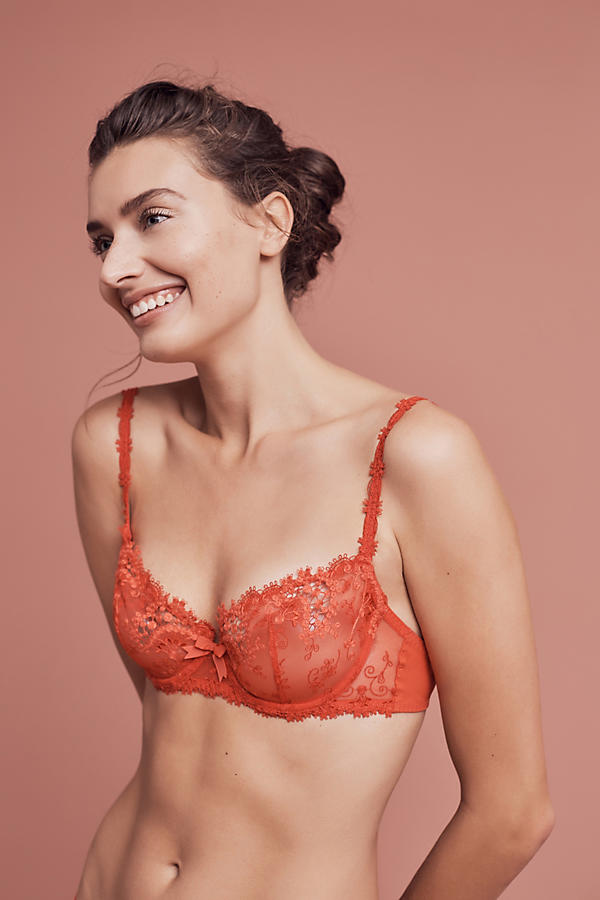 Slide View: 1: Simone Perele Wish Demi Bra