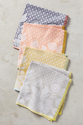 Slide View: 2: Jacinda Napkin Set