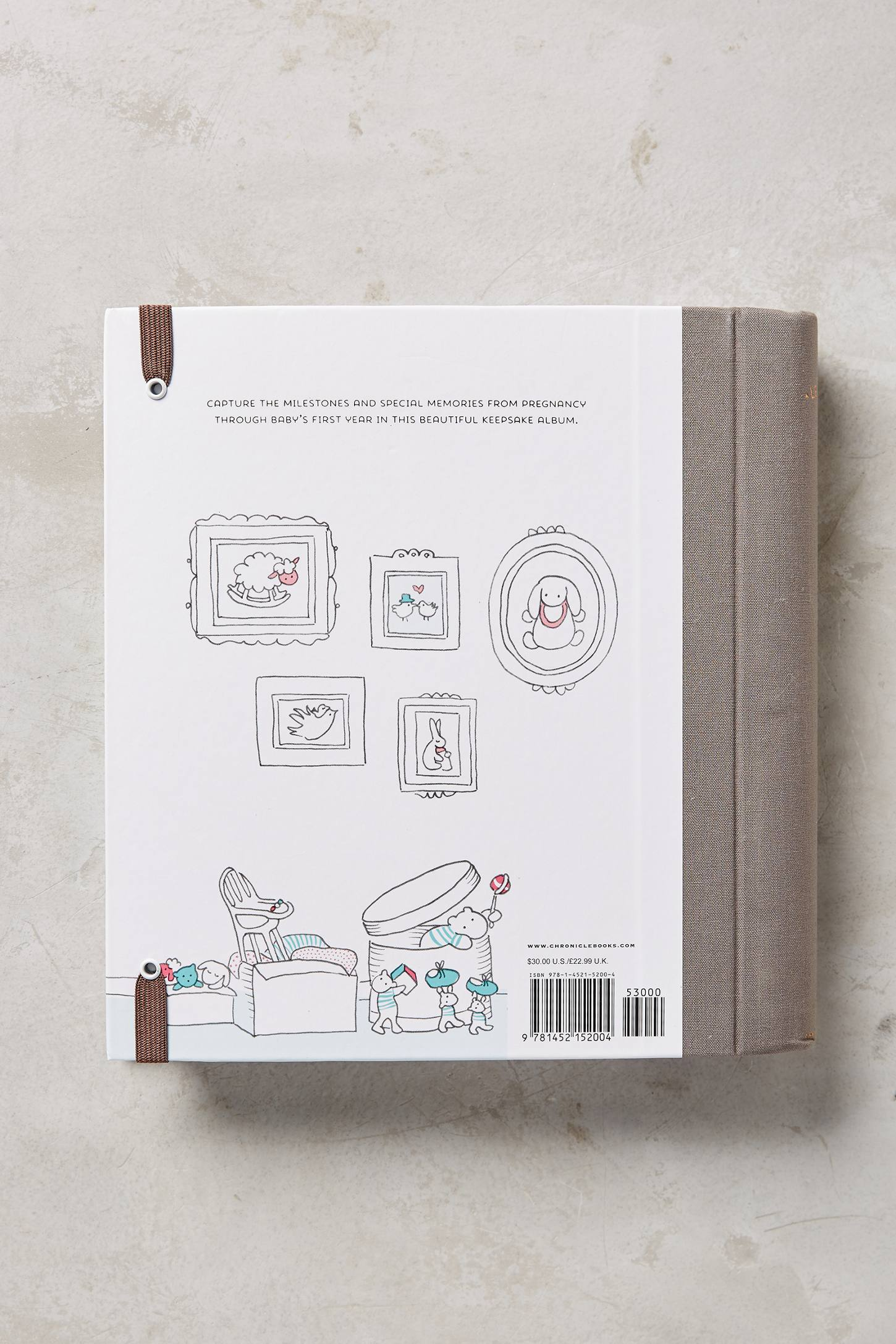 Slide View: 5: Le Petit Baby Book