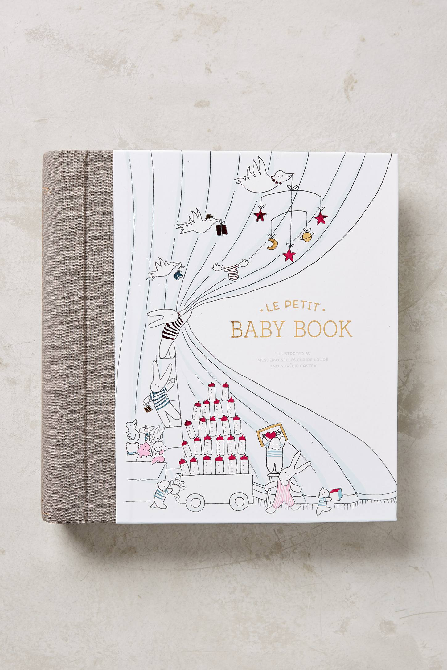 Slide View: 1: Le Petit Baby Book