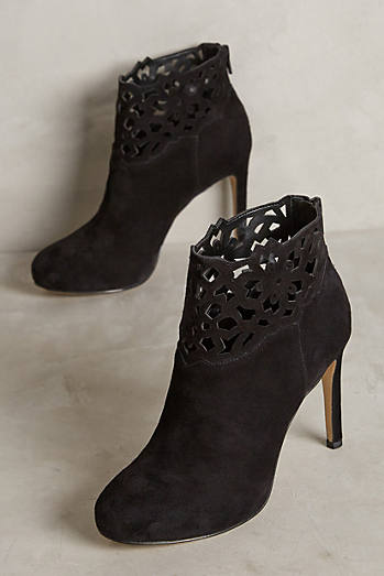 Miss Albright Benna Heeled Booties
