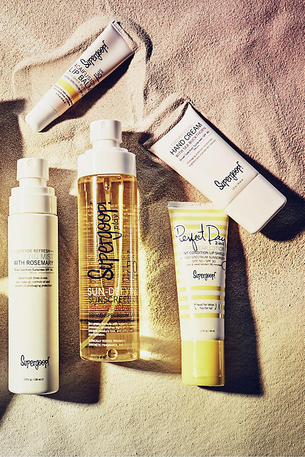 Slide View: 3: Supergoop! Sun-Defying Sunscreen Oil With Meadowfoam