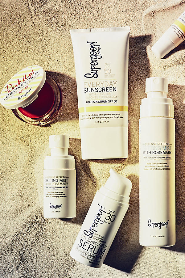 Slide View: 3: Sérum avec vitamines E et B5 City Sunscreen Supergoop!
