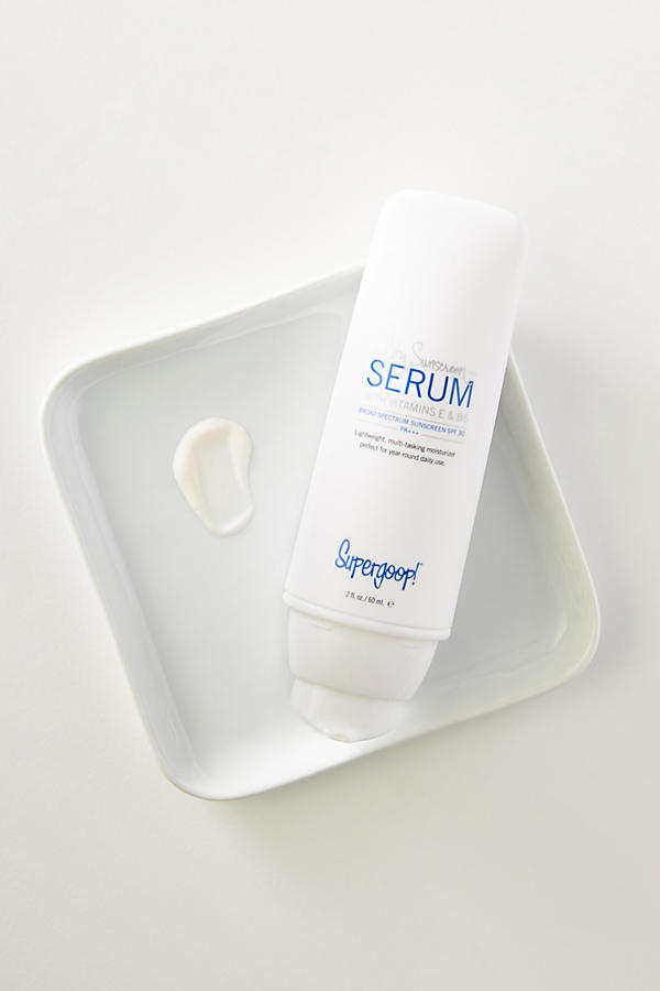 Slide View: 1: Sérum avec vitamines E et B5 City Sunscreen Supergoop!