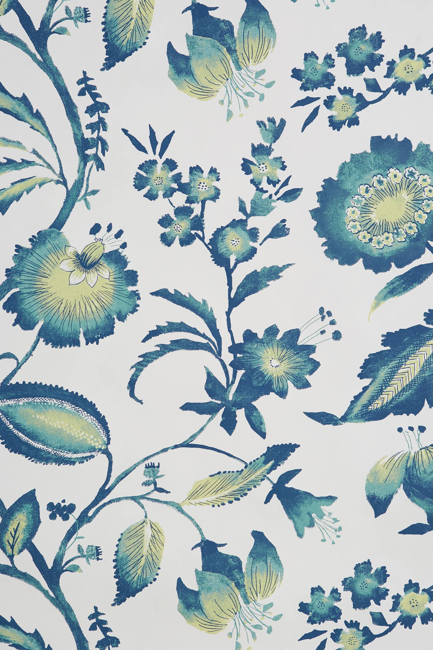 Jacobean Floral Wallpaper Anthropologie HD Wallpapers Download Free Images Wallpaper [1000image.com]