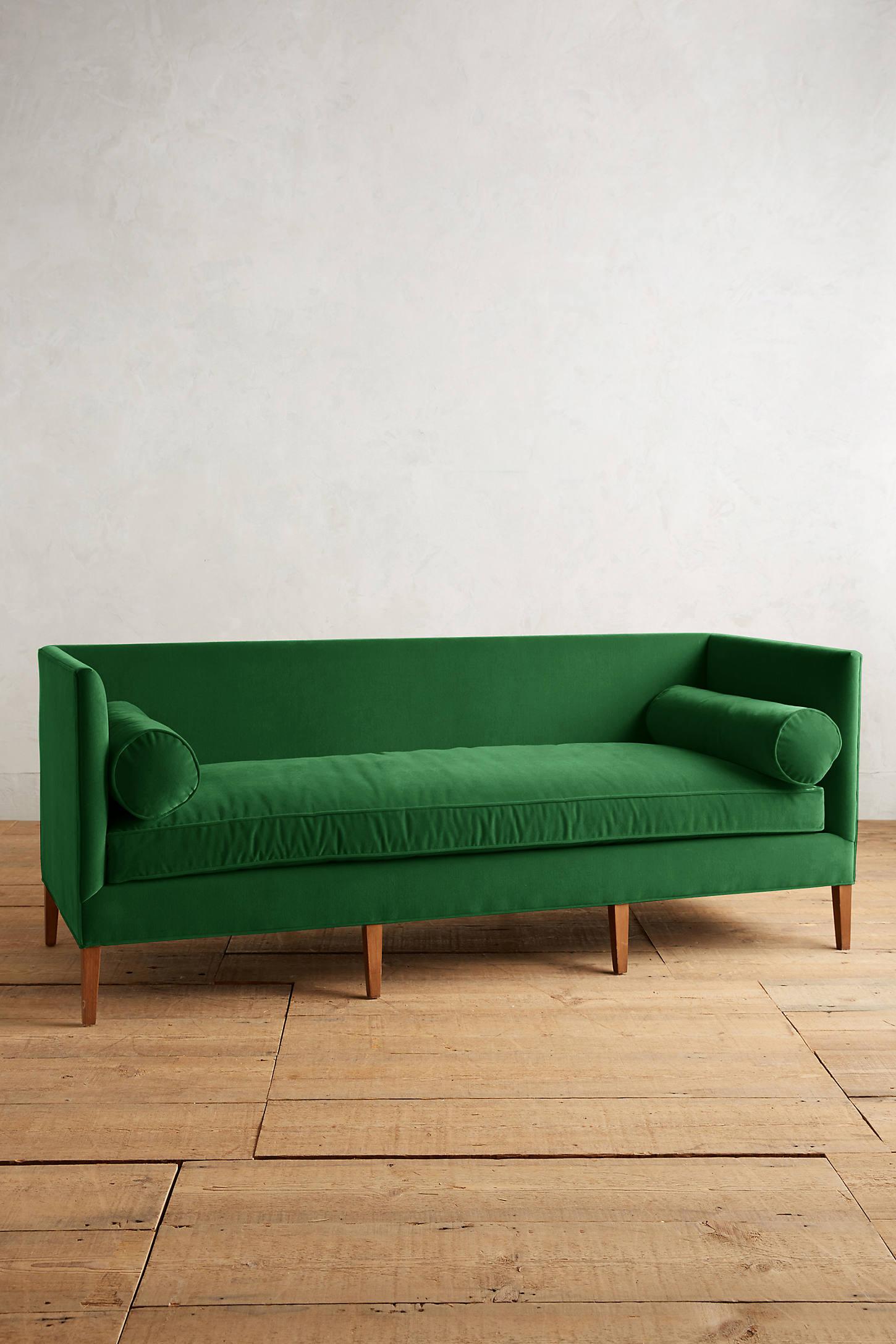 Velvet Harper Sofa
