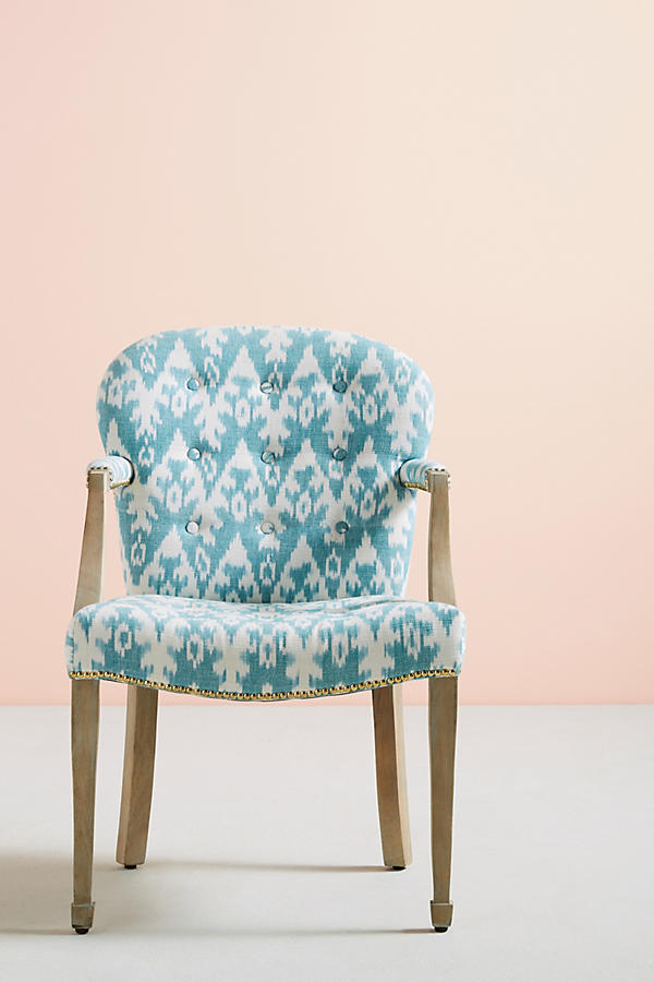 Ikat Wallasey Chair | Anthropologie