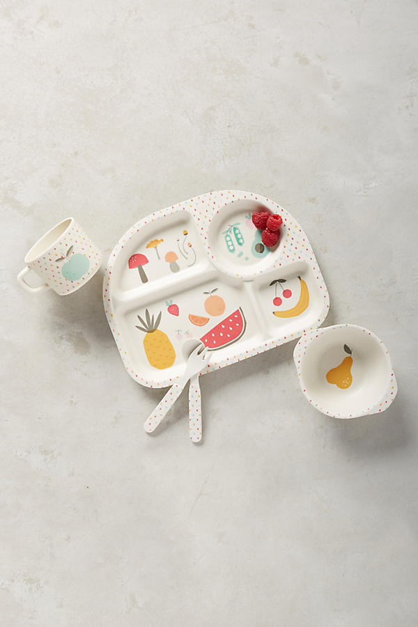 Little One Dinnerware Set