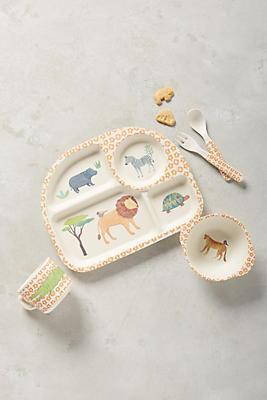 Little One Dinnerware Set
