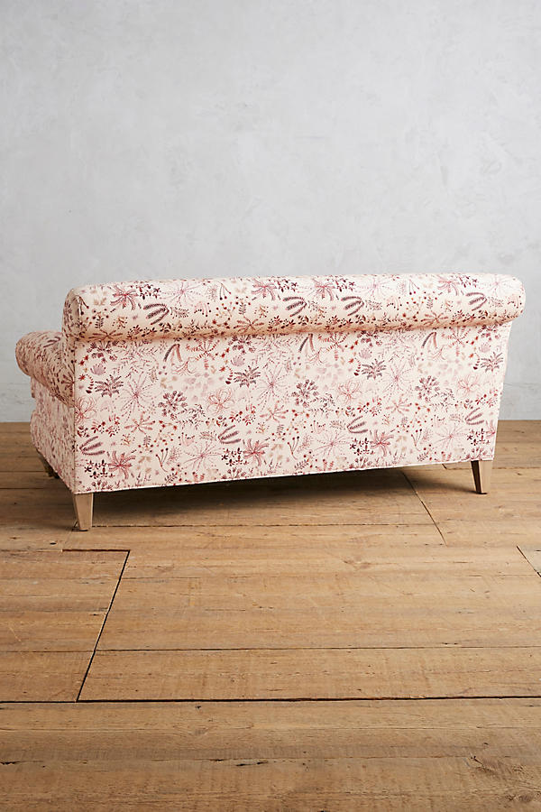 Slide View: 2: Sylvania-Printed Willoughby Settee, Wilcox