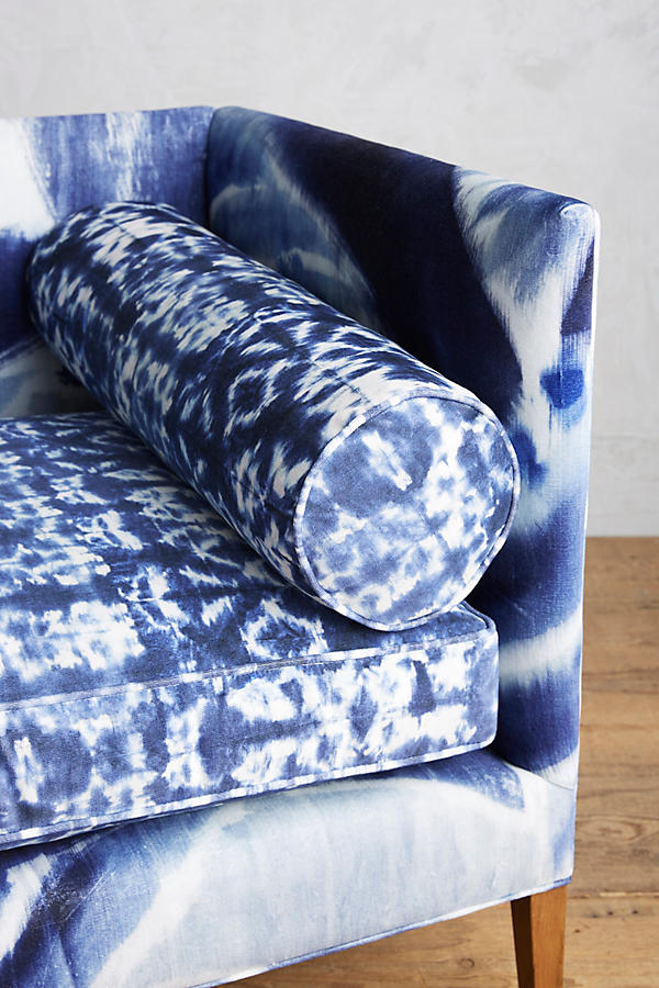 Slide View: 3: Shibori-Printed Harper Sofa