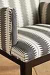 Thumbnail View 3: Suren-Striped Emrys Armchair