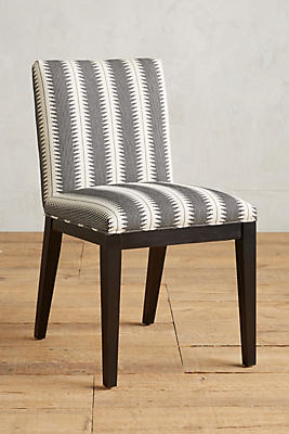 Suren-Striped Emrys Chair