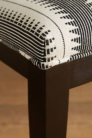 Slide View: 3: Suren-Striped Emrys Bench