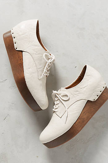 Kelsi Dagger Brooklyn Jamie Platform Oxfords