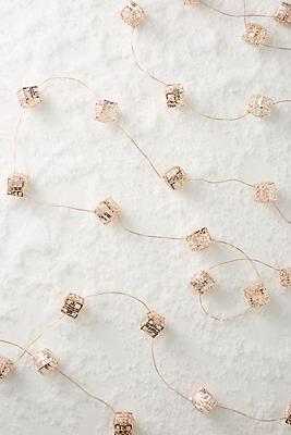Gift Box String Lights