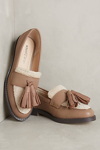 Kelsi Dagger Brooklyn Gwen Kiltie Loafers