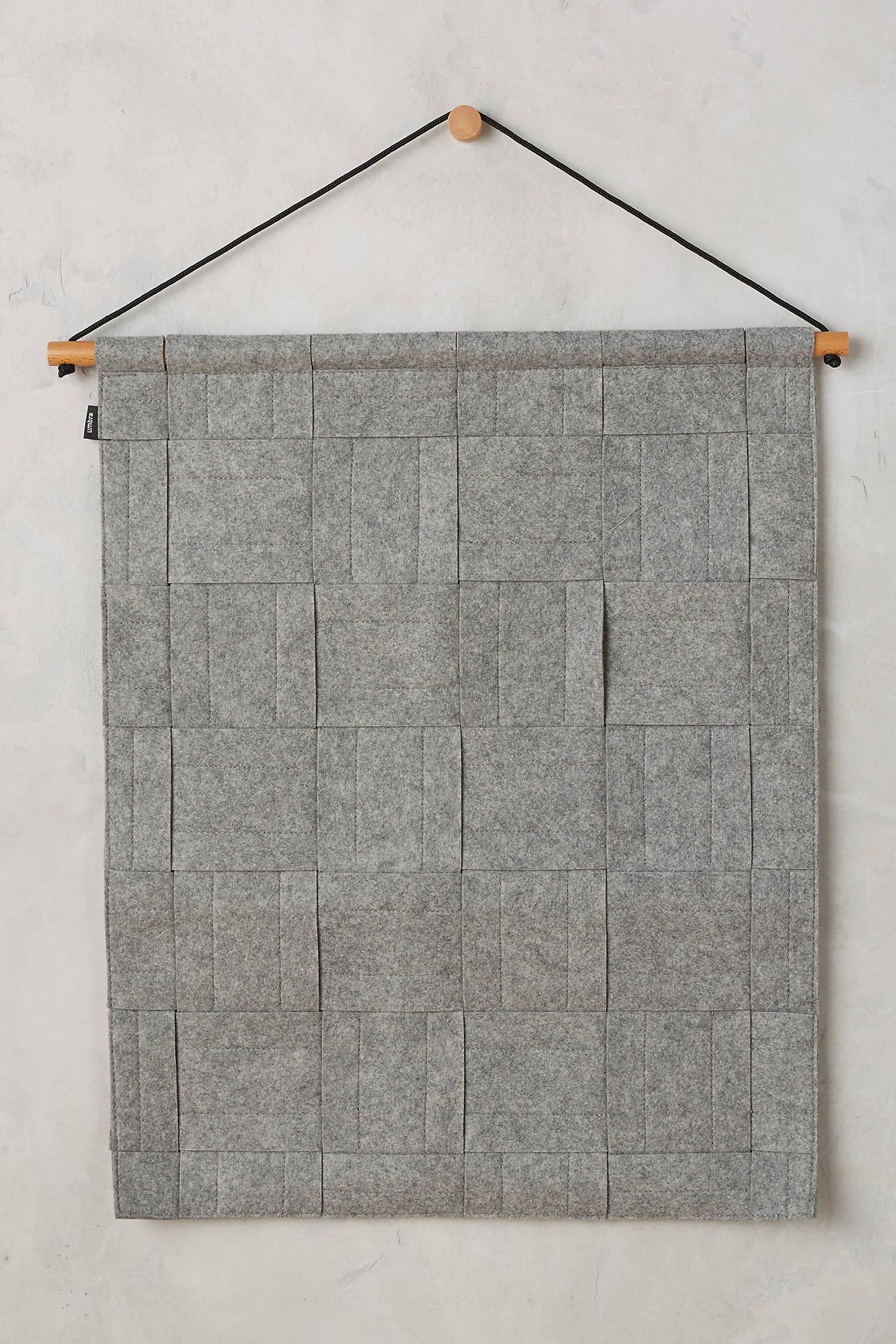 Woven Hanging Photo Display