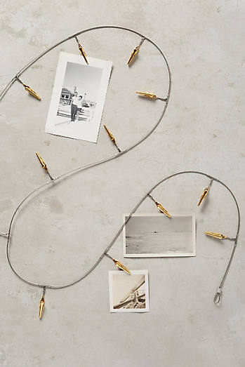 Pinces pour photos Tinsel