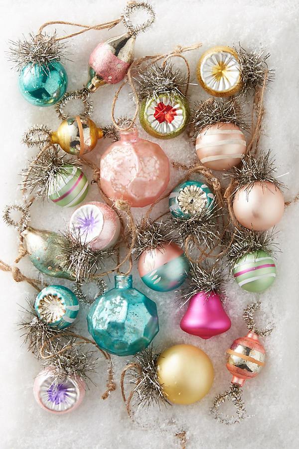 Gorgeous Christmas ornaments