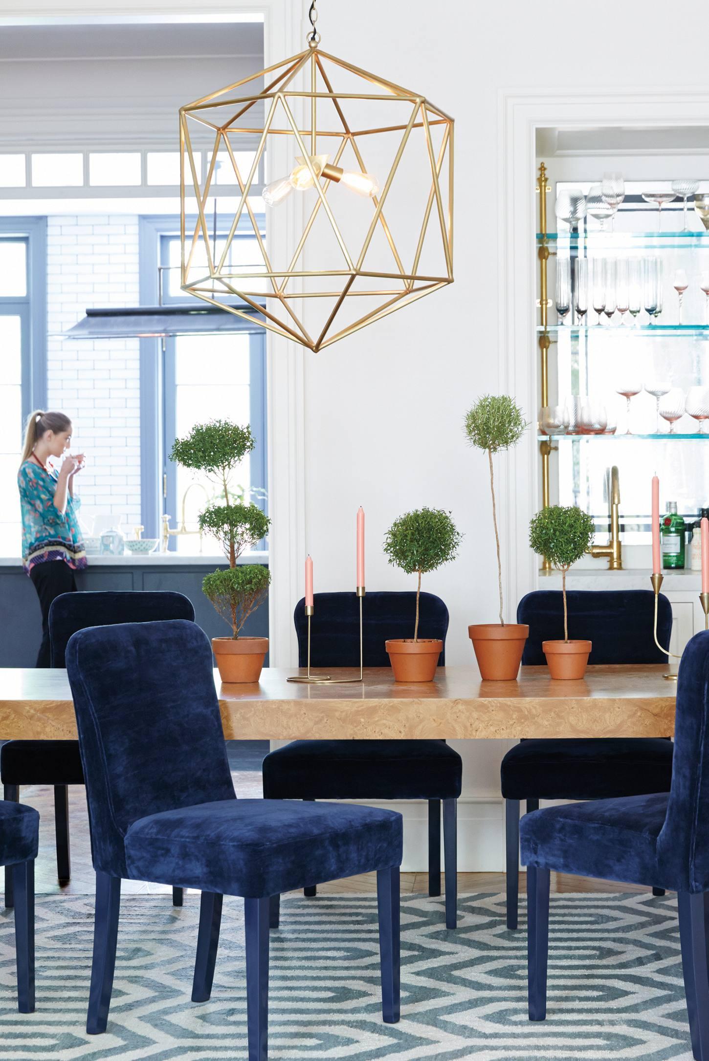 Orb Royal Blue Room