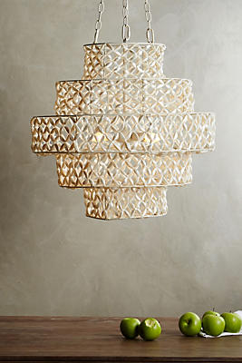 Biarritz Tiered Chandelier