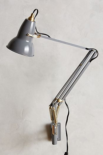 Sconces wall sconce lighting anthropologie anglepoise original 1227 wall lamp mozeypictures