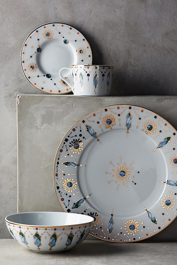 European Style Casual Dinnerware With Authentic Old World
